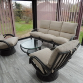 029 canape 3 places fauteuils Valence relax rotin veranda exodia home design rennes