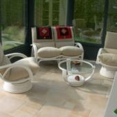 074 salon Valence rotin veranda valence ivoire exodia home design rennes