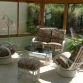 131 salon Valence rotin veranda feuilles exodia home design rennes