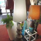 luminaire grande lampe en céramique