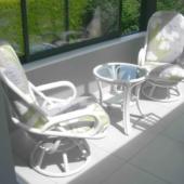 coin Madrid rotin salon nata molene exodia home design rennes