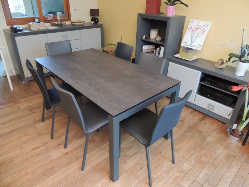 Tables Ceramiques Extensibles Exodia Home Design Rennes