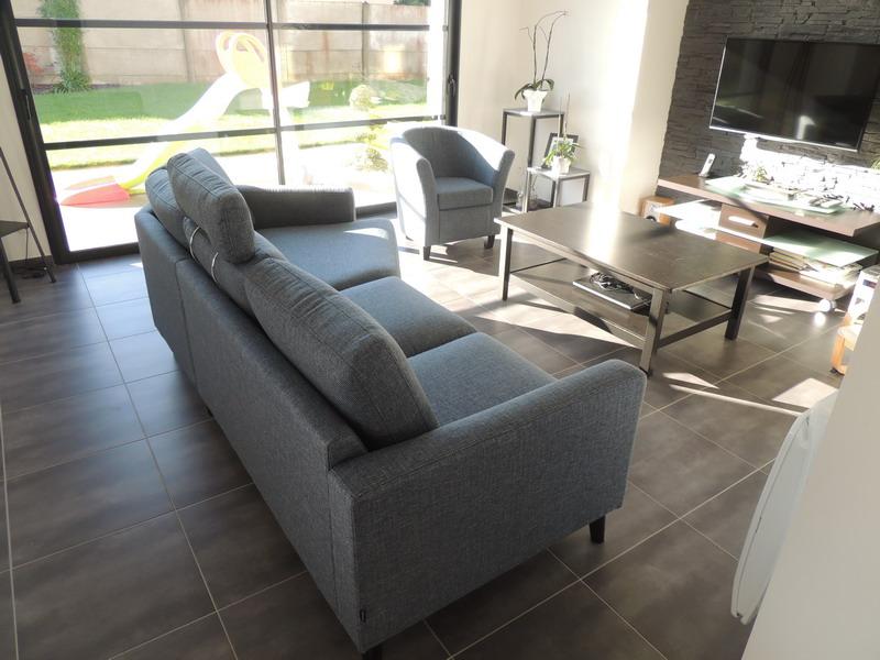 canape et cabriolet tissu Vilmers Exodia Home design