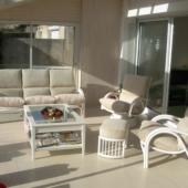 02 salon rotin Valence blanc veranda
