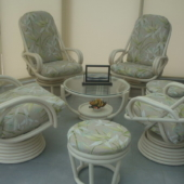 46 fauteuils pivotants Madrid Valence nata veranda exodia home design rennes