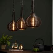 plafonnier metal design luminaire
