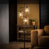 lampadaire design industriel metal luminaire deco