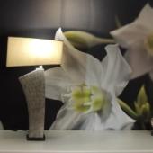 lampe deco design ceramique