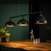 luminaire plafonnier industriel deco design metal